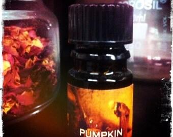 Pumpkin Patch I 2007 Perfume Oil - Black Phoenix Alchemy Lab Vintage