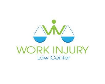 Custom Logo Design,  Custom Logo Illustration, Custom Professional Logo, Lawfirm Logo, Legal Logo