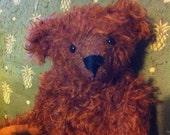 Vintage inspired bear for Kim