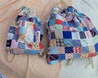 Hobo Luggage Hobo Bag Laundry Sized Boho Patchwork Travel Couture Show Bags by artdesignsbydanielle