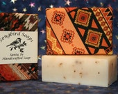 Southwest Sage, Juniper Berry & Cedarwood Vegan Soap Bar