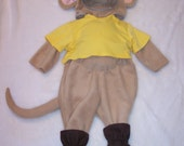Gus Gus Mouse Costume from Cinderella