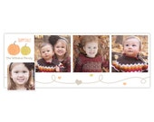Fall Facebook Timeline Cover Photo - Photoshop Template - INSTANT DOWNLOAD