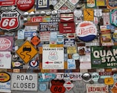 Route 66 - Route 66 Signs - Signs - Historic Route 66 Signs  - Dynamic Route 66 - Fine Art Photography