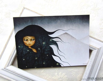 My delusions - Postcard