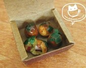 Takoyaki Set One Inch Scale