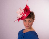 Strawberries & cream summer hat CLEARANCE REDUCED 30%