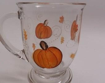 Fall Pumpkin Mug