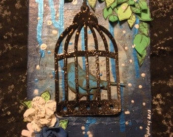 Do Blue Caged Birds Sing?