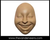 Mold No.130 ( Face - Laughing LOL  ) by Veronica Jeong