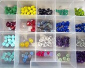 Collection of Multi-Color Gemstones Briolettes