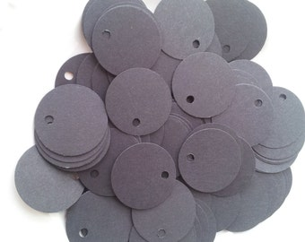 100 Mini Price Tags Faux Chalk Board- Great for Jewelry Shops