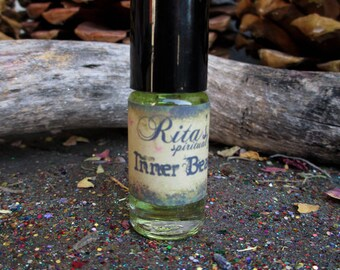 Rita's Inner Beauty Hand Brewed Ritual Oil - Pagan, Magic, Hoodoo, Witchcraft, Juju