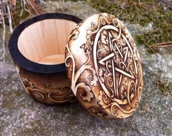 Witch's Trinket Box
