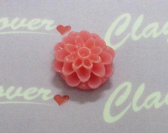 Cabochons Resin Flower