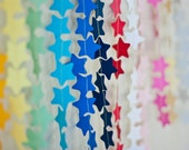 Custom Listing for Dawn: Mix and Match Star Paper Garlands