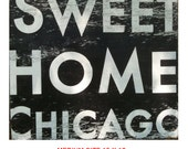 Sweet Home Chicago Medium 15 x 16, #2338, Ships FREE to continental US!