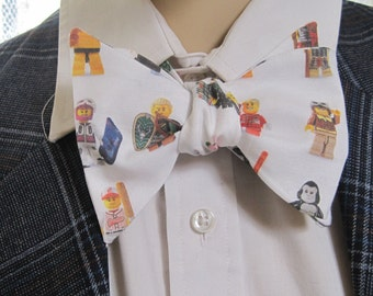 Everything is awesome! Lego Bow Tie
