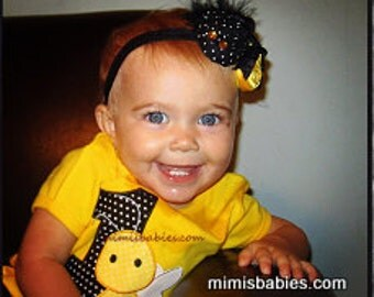 Bumble Bee Birthday Shirt - Customized and Personalized