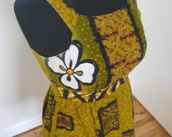 1960s Hawaiian Sun Dress