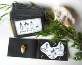 Black Cat Club - a witchy little minizine.