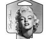 Marilyn Monroe Celebrity Actress Key Blank Keys House Door Key Blanks Kw11 Kw1 Sc1 Kwikset Locks