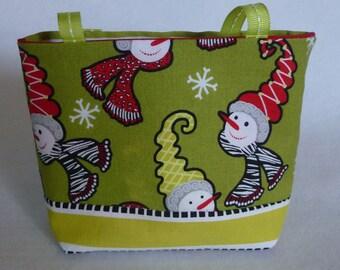 Christmas Cotton Gift Bag