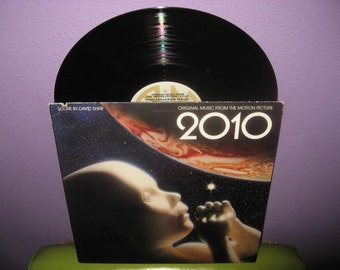 SHOP CLOSING SALE Vinyl Record Album 2010 Original Soundtrack Lp 1984 Sci Fi Classic Andy Summers