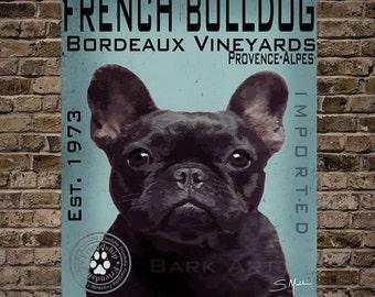 French Bulldog Vineyards