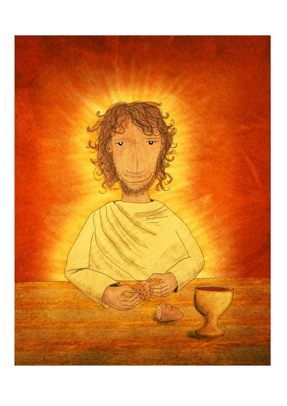 The Jesus Storybook Bible - Signed Print (Page 293)