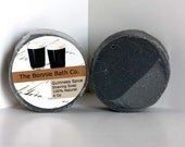 SALE - Guinness Spice Natural Beer Shaving Soap With Shea Butter