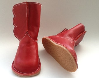 Wing Boot