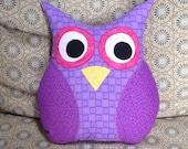 Little Cotton Owl Pillow