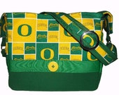 University of Oregon Ducks Small Diaper Bag