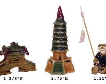 Miniature Figurines set - C3F