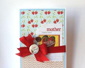 Mother Handmade Card