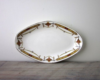 Vintage China Dish Bowl Tray Bridgwood