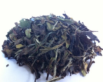 WHITE PEONY TEA (Organic white tea) Sample