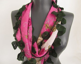 Scarf -  birthday gifts -  women's accessory -  fashion scarf boho scarfs - Long Scarf - cotton scarf