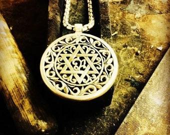 DAVID STAR kabala Jewish Judaic Judaical symbol and symbolize protect protection BY : ezi zino