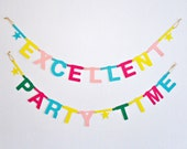 Waynes World Party Banner- Excellent! / Party Time!