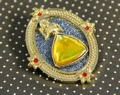 Snow White Brooch