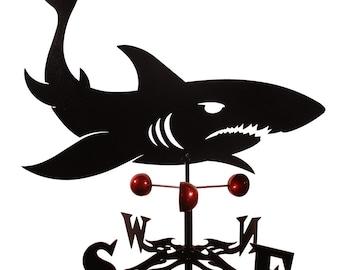 Hand Made Farrell Marine Shark Weathervane New