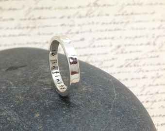 Hammered, Personalized band