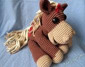 Falabella, crochet amigurumi pattern