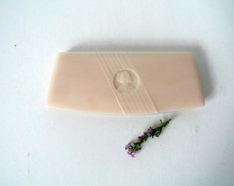 "Art Deco-""DELTAH"" Cameo Presentation Jewelry Case"
