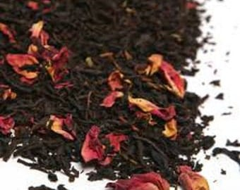 Pomegranate black Tea