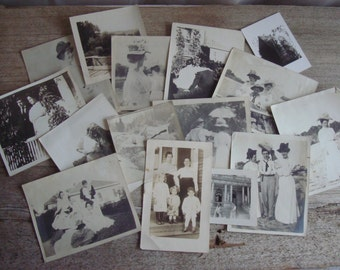 Antique Photograph Collection