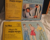 Magic Fit Master Pattern for All Designs and Pants Designing with Dusan 1974 1976 American Fashion Inst.