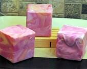 MONKEY FARTS Handmade Cold Process Soap with Jojoba, Hemp, Argan, Wheatgerm,  Silk, Shea, Cocoa and Mango Butters